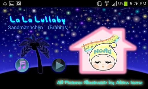 La La Lullaby - NoAd