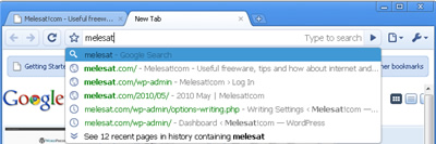 11 Nice and Unique Features from Google Chrome Web Browser