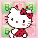 Hello Kitty Number Place logo