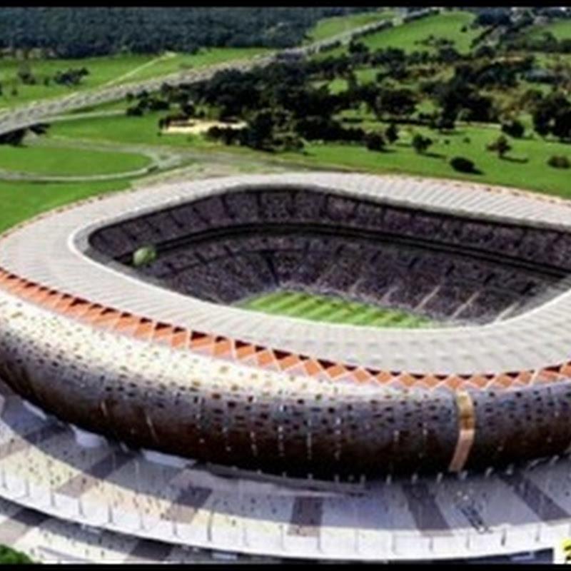 Stadioanele Campionatului Mondial de Fotbal Africa de Sud 2010 !