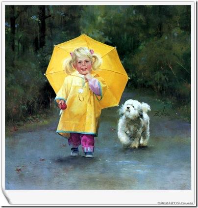 Donald Zolan - pictorul copiilor