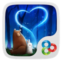 Bearabbit GO Launcher Theme icon