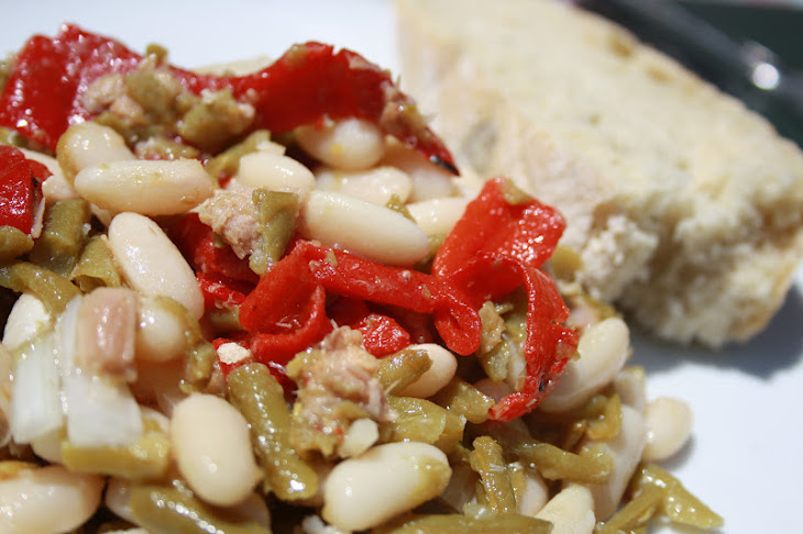 Navy Bean Salad Recipe