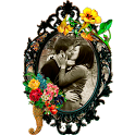 Romantic Classic Photo Frames icon