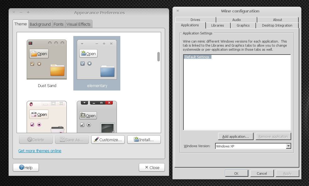 Make WINE Applications Look Like Your GTK Theme In Seconds
