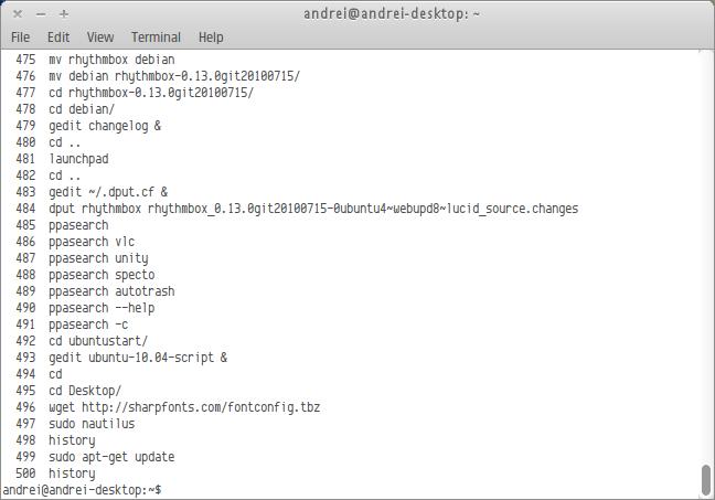 7 Of The Best Ubuntu Terminal (Fixed Width) Fonts ~ Web