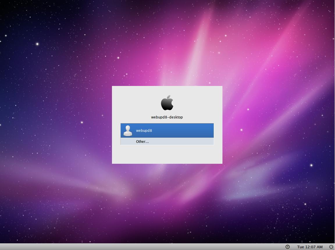Make Ubuntu Look Like Mac OSX In Seconds Using Macbuntu ~ Web