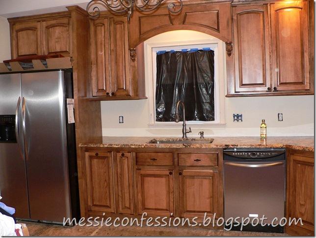 Kitchen - During