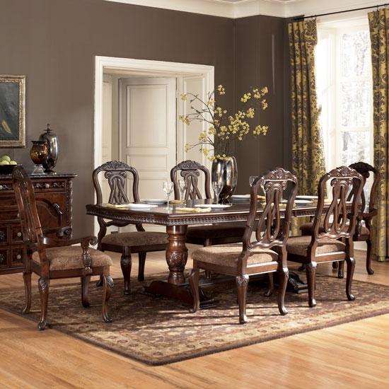 Elegant Dining Room Sets: All American Mattress & Furniture
