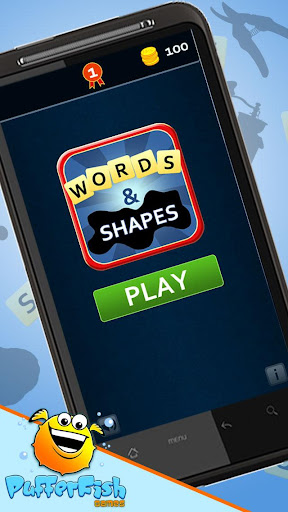 Words Shapes