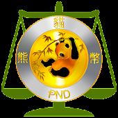 Pandacoin PND Balance