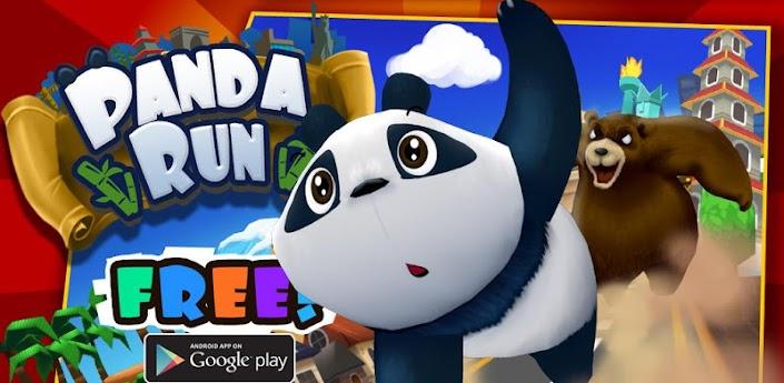 Panda Run (Беги Панда, беги) скачать на android