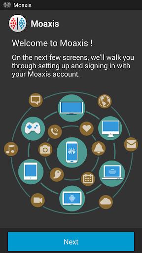 Moaxis - Text Calls Alerts