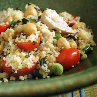 Couscous Chicken Salad.