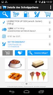Einkaufen, Tanken, Geld sparen - screenshot thumbnail