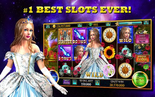Slots™ Cinderella Slot Machine