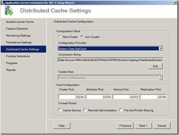 Working with Windows Server AppFabric - Steef-Jan Wiggers Blog