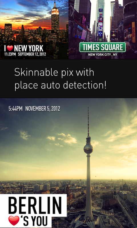 InstaPlace - screenshot