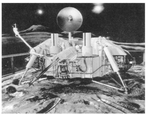 1976 Viking 1 Spacecraft - Pics about space