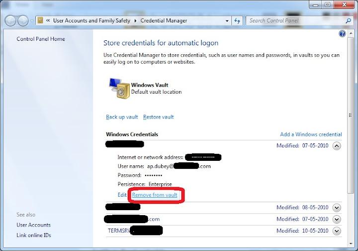 Outlook not accepting exchange password | AP Dubey tech corner