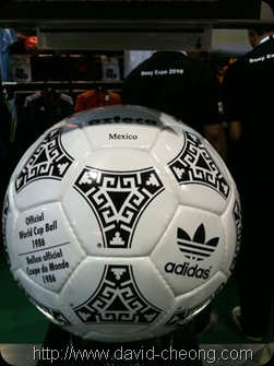 Adidas Axteca - World cup Maxico 1986