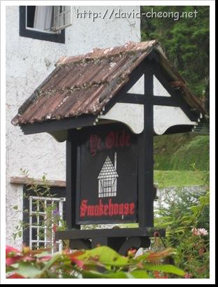 Smokehouse, Cameron Highland