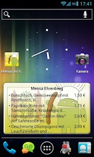 Mensa Ilmenau- screenshot thumbnail