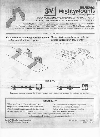Stock Roof Rack Mounts Guide Legacycentral Bbs