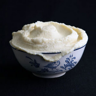 Whipped Mashed Potatoes with Celery Root