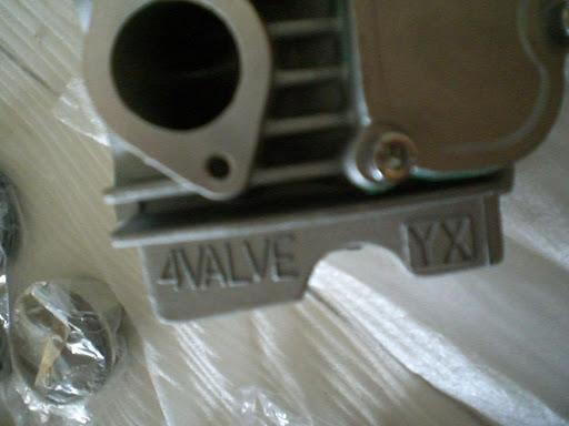 YX 4 valve head kit | PlanetMinis Forums