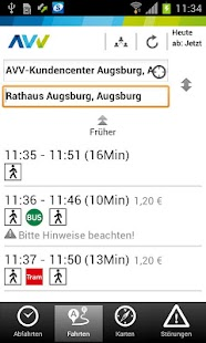 AVV.mobil - screenshot thumbnail