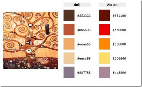 color palette12111