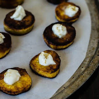 4 Ingredients Sweet Plantain Appetizer.