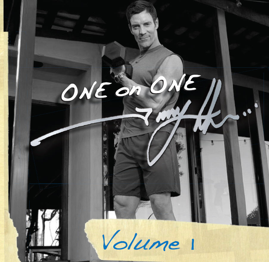Book Reviews and More: Pay It Forward - Tony Horton One on One