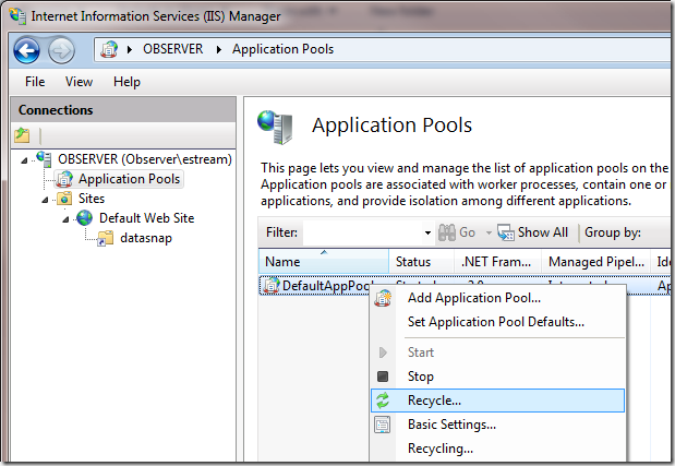 Chau Chee Yang Technical Blog: Configure Windows 7 IIS7 for ISAPI DLL