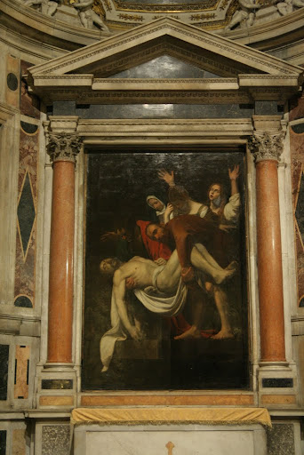 Dialoghi Con Caravaggio La Chiesa Nuova
