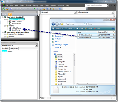 How to Import Multiple Modules into VBA | ThinkData Solutions