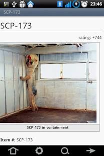 The SCP Foundation DB nn5n - screenshot thumbnail