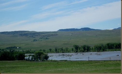 Yellowstone River Flooding2