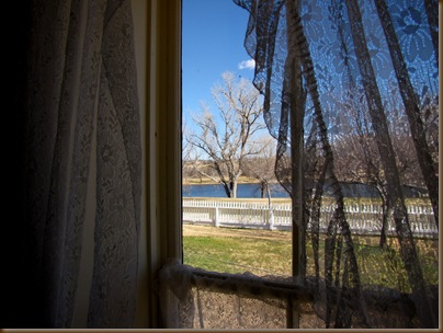 Slaughter Ranch bedroom view