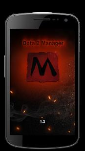 Dota 2 - Teammanager