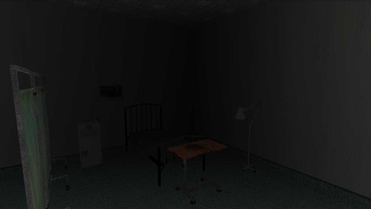 Slender: Hospital - screenshot
