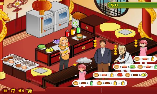 MM汉堡店3