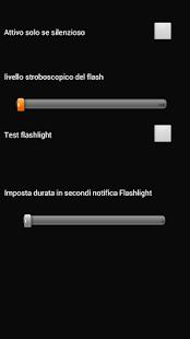 Download Full Flashlight notification 5.0 APK