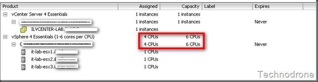 vCenter Essentials - 3 Host Limit (not 6 CPU) | Technodrone