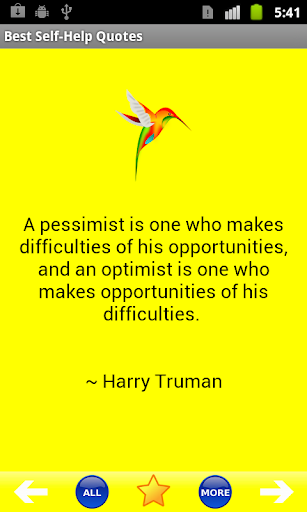 Best Self-Help Quotes