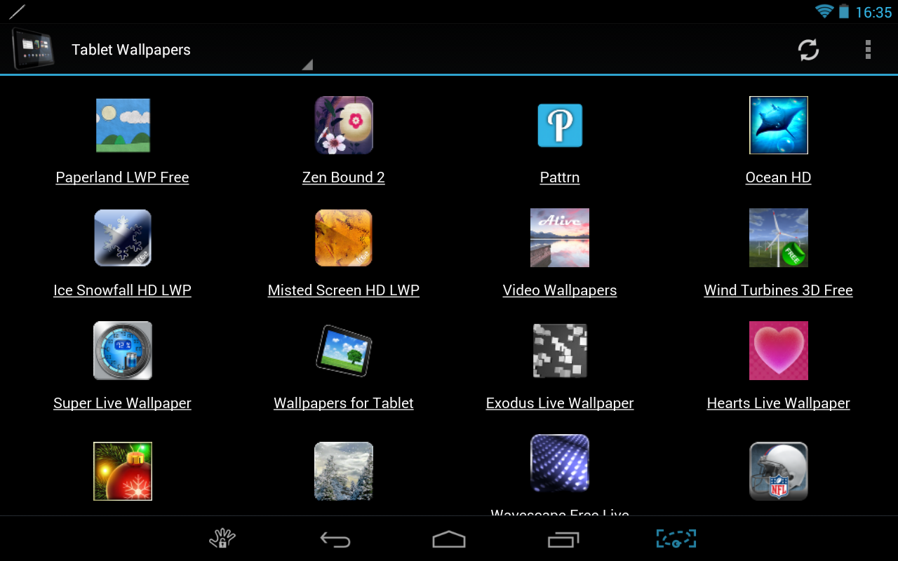 Tablet Market Pro- screenshot