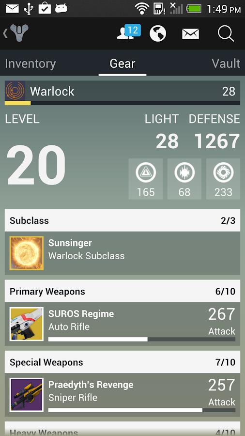 Destiny - screenshot