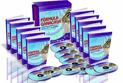 FÓRMULA GANACASH [ Curso en Video ] – Fórmula Ganacash es la forma sencilla para ganar dinero en Internet trabajando desde casa