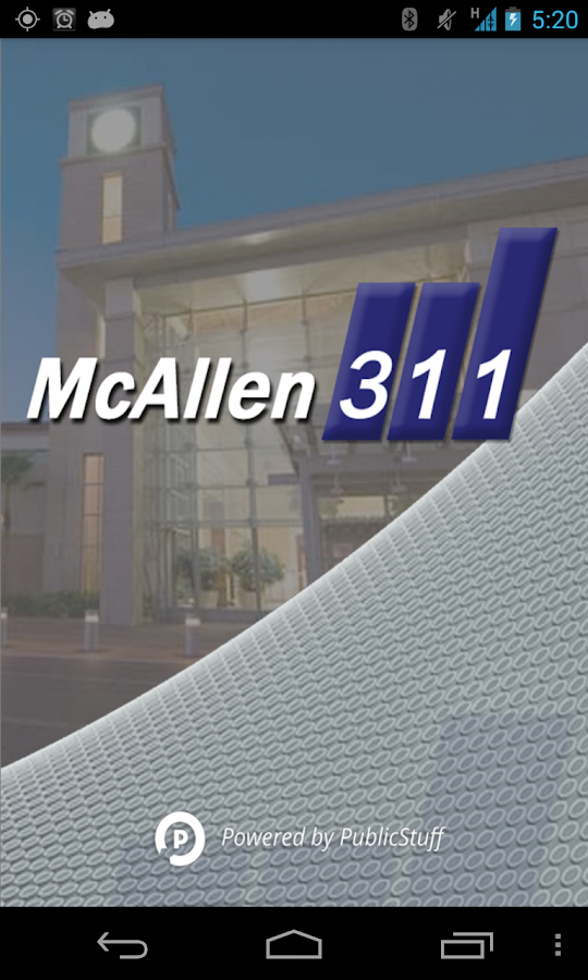 McAllen 311 - screenshot